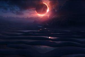 solar eclipse the avengers avengers infinity war planet