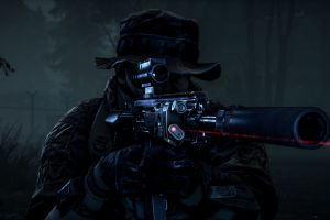 soldier pc gaming battlefield 4 weapon video games