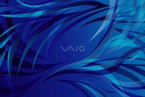 sony shapes vaio blue