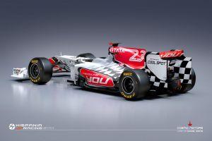 spanish pirelli formula simple background cosmic motors cgi