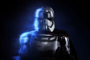 star wars video games star wars battlefront ii captain phasma
