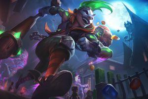 summoner's rift league of legends video games