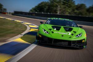 super car  racing green cars race tracks vehicle car lamborghini lamborghini huracan supercars race cars
