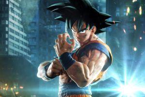 super saiyan hero son goku jump force