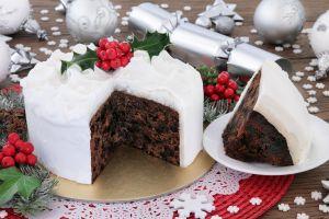 sweets cake christmas ornaments  food