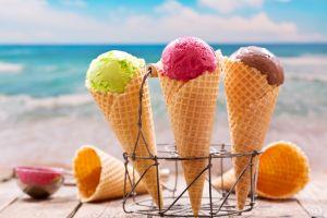 sweets depth of field ice cream ice cream food
