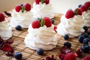 sweets fruit berries food