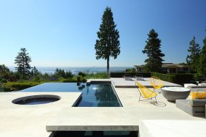swimming pool modern architecture