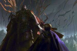 sword fantasy men fantasy art warrior