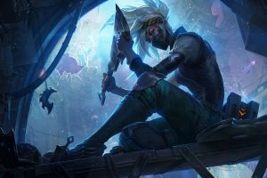 sword league of legends akali(league of legends)