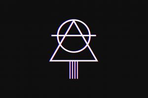 symbols simple background minimalism simple