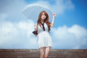 taiwanese frontal view model asian looking at viewer women photography