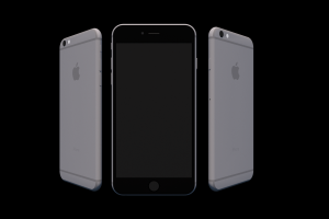 technology v-ray iphone render