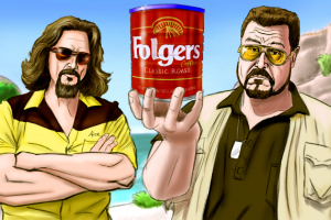 the big lebowski movie characters the dude