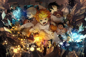 the promised neverland  emma yakusoku no neverland