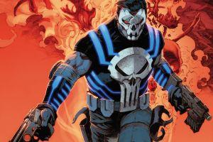 the punisher bane marvel comics