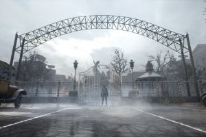 the sinking city car video games