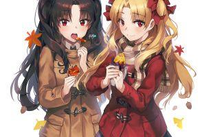 tohsaka rin anime ishtar (fate/grand order) ereshkigal (fate/grand order) fate/grand order anime girls