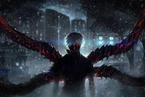 tokyo ghoul kaneki ken anime