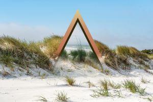 triangle dune beach