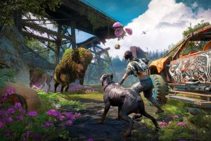 ubisoft far cry new dawn video games