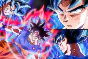ultra instinct son goku dragon ball dragon ball super