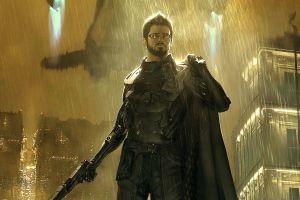ultra-wide deus ex: mankind divided ultrawide deus ex cyberpunk video games