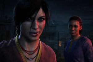 uncharted  lost legacy video games
