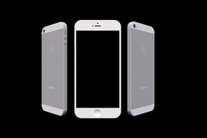 v-ray technology render iphone