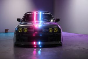 vehicle bmw m3  neon bmw car speedhunters