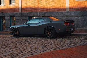 vehicle dodge challenger srt dodge challenger outdoors dodge street car
