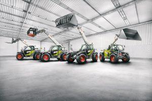 vehicle machine tractors claas