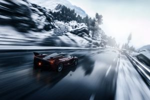 vehicle road driveclub video games car