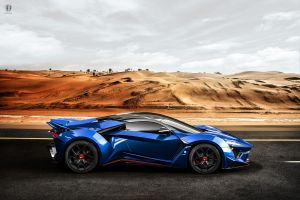vehicle road fenyr supersport car blue cars benoit fraylon