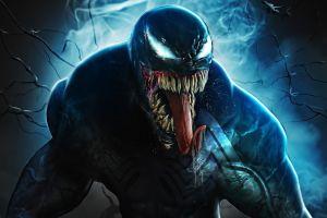 venom artwork marvel comics marvel cinematic universe