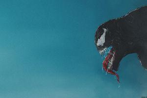 venom profile spider-man artwork marvel comics
