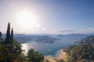 video games assassins creed: odyssey landscape assassin's creed screen shot