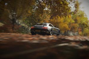 video games car mercedes-amg forza horizon 4