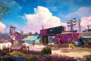 video games far cry new dawn ubisoft