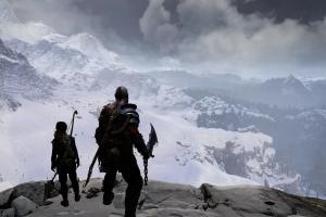 video games god of war kratos screen shot