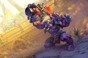 video games pc gaming hearthstone rastakhan's rumble