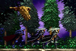 video games pixel art video games castlevania screen shot retro games screen shot