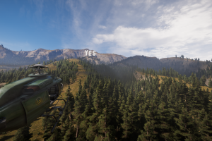 video games screen shot farcry 5 helicopter vehicle
