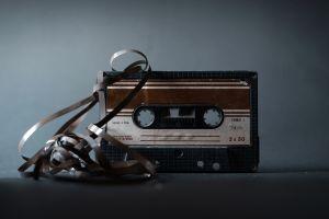 vintage cassette numbers cyrillic