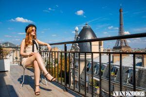 vixen.com redhead jia lissa women looking away pornstar