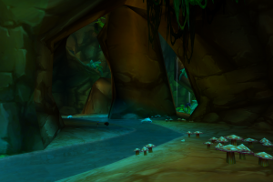 wailing caverns screen shot pc gaming world of warcraft