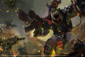 warhammer 40,000 gladius warhammer games workshop orks waaaaagghhh