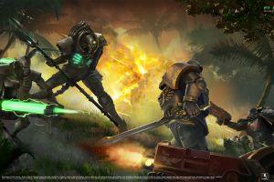 warhammer 40,000 necrons games workshop gladius