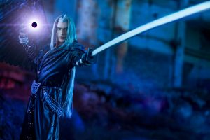 warrior cosplay sephiroth video games video game characters