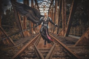 warrior video game characters video games sephiroth cosplay